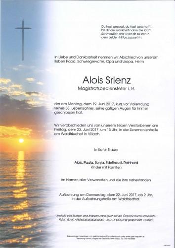 Alois Srienz