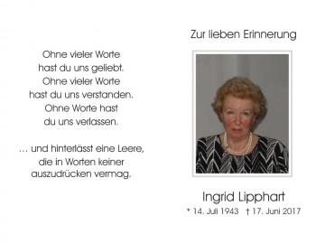 Ingrid Lipphart