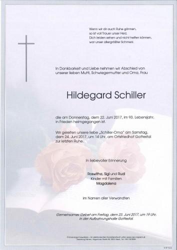 Hildegard Schiller