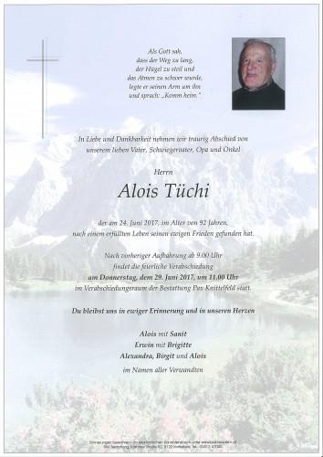 Alois Tüchi