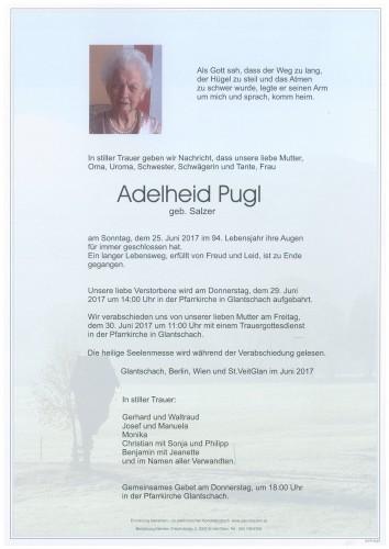 Adelheid Pugl