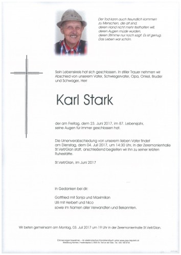 Karl Stark