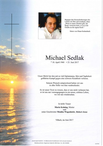 Michael Sedlak
