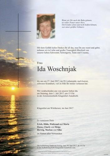 Ida Woschnjak