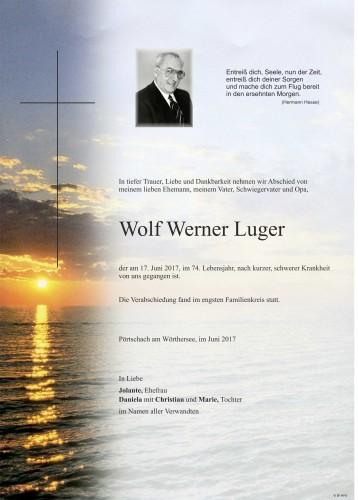 Werner Luger