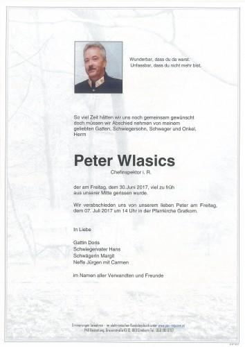 Peter Wlasics