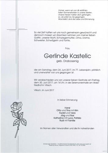 Gerlinde Kastelic