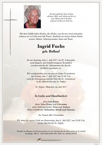 Ingrid Fuchs