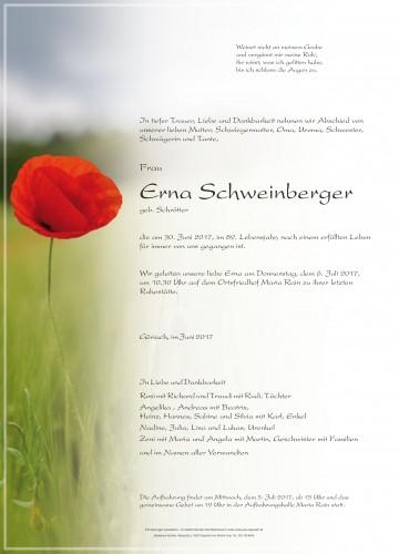Ernestine Schweinberger