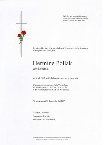 Hermine Pollak