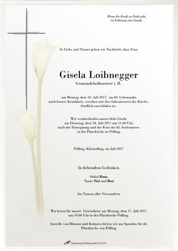 Gisela Loibnegger