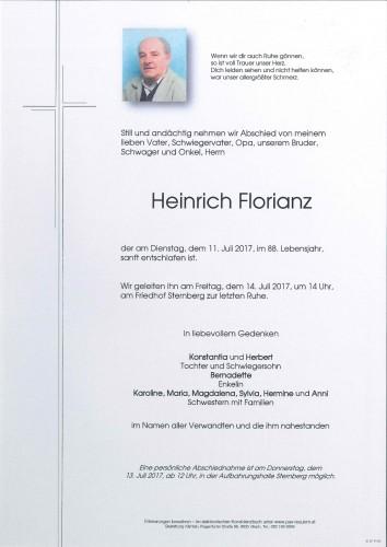 Heinrich Florianz