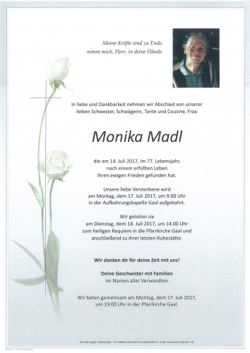 Monika Madl