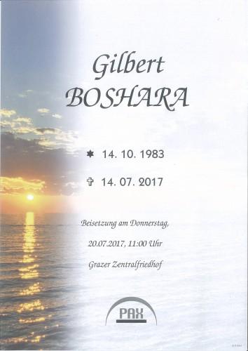 Gilbert Boshara
