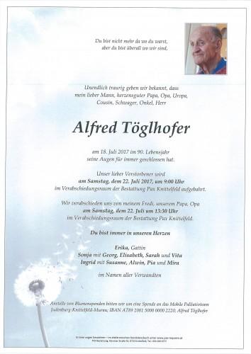 Alfred Töglhofer