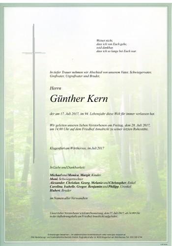 Günther Kern