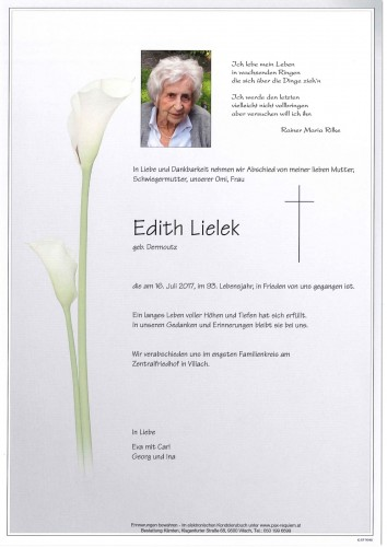 Edith Lielek