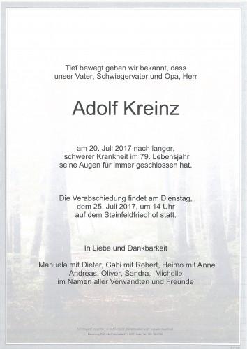 Adolf Kreinz