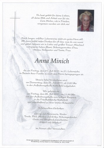 Anna Minich