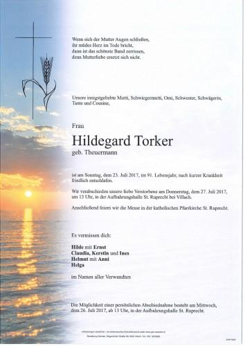 Hildegard Torker