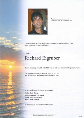 Richard Eigruber