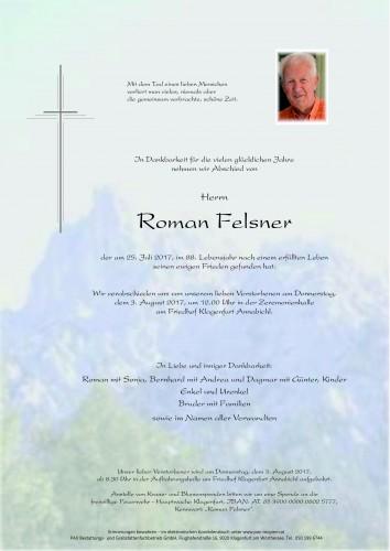 Roman Felsner