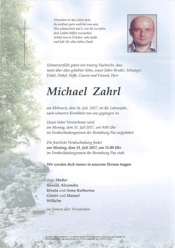 Michael Zahrl