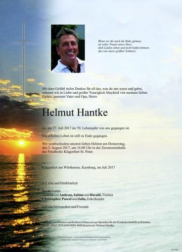 Helmut Hantke