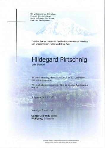 Hildegard Pirtschnig