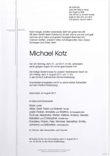 Michael Kotz