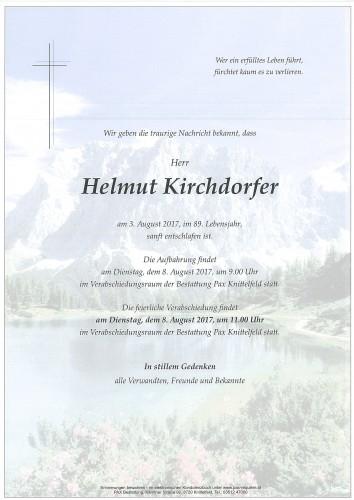Kirchdorfer Helmut