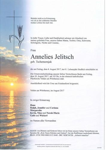 Annelies Jelitsch