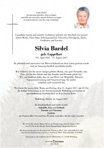 Silvia Bardel