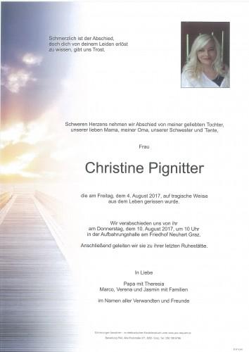 Christine Pignitter