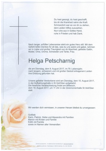 Helga Petscharnig