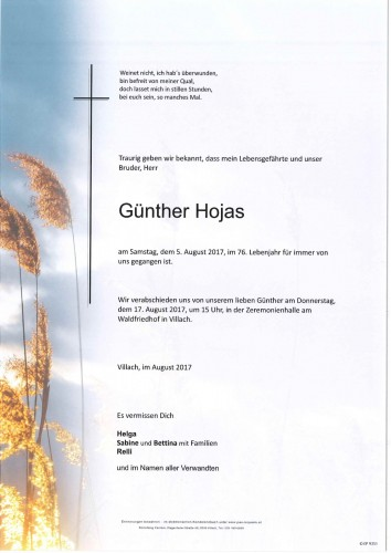 Günther Hojas