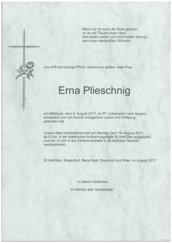 Erna Plieschnig
