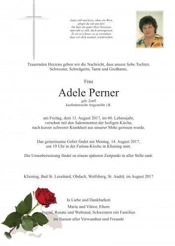 Adelheid Perner