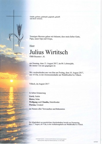 Julius Wirtitsch