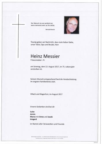 Heinz Messier