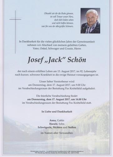 Josef Schön