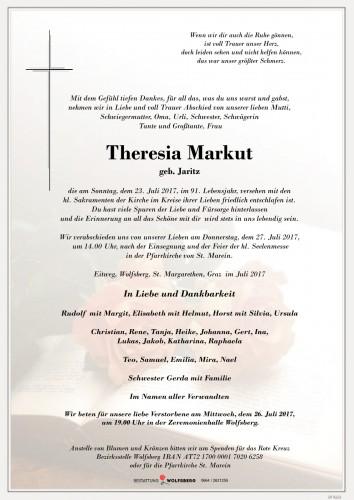 Theresia Markut