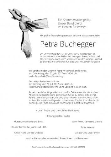 Petra Buchegger