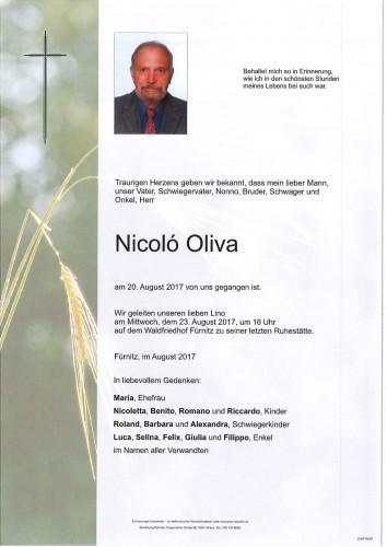 Nicoló Oliva