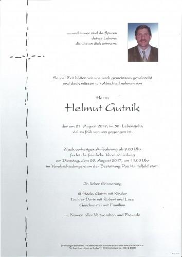 Helmut Gutnik