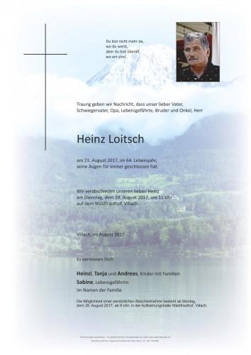 Heinz Loitsch