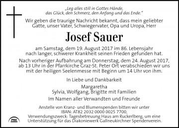 Josef Sauer