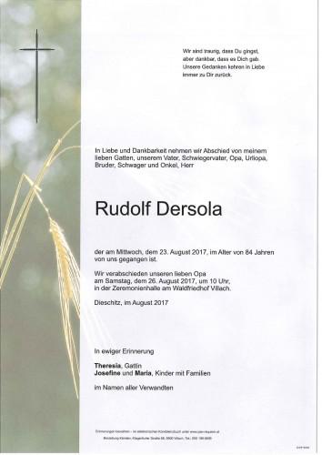 Rudolf Dersola