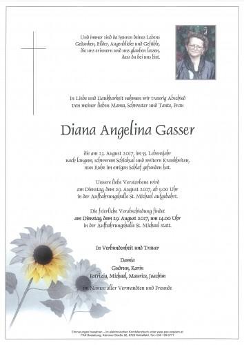 Diana Angelina Gasser
