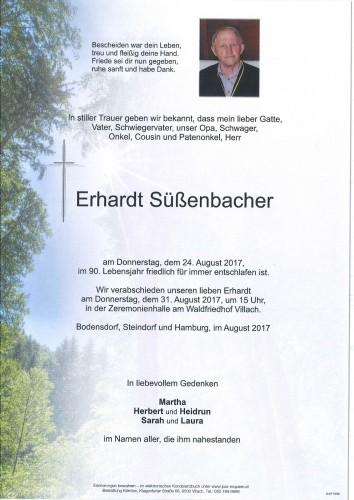 Erhardt Süßenbacher